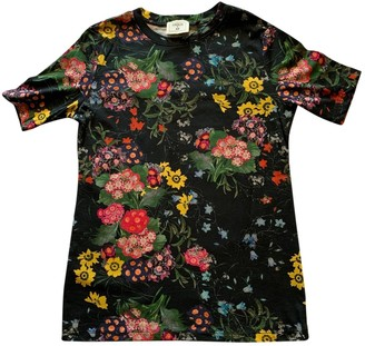 Erdem X H&m Black Cotton Top for Women