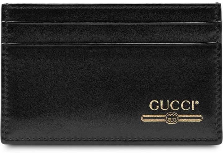 f9a7a086b97 Gucci Mens Card Case - ShopStyle