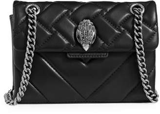 Kurt Geiger London Convertible Quilted Leather Bag