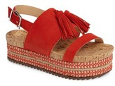 Schutz Women's Monica Platform Espadrille Sandal
