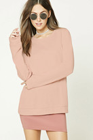Forever 21 FOREVER 21+ French Terry Sweatshirt