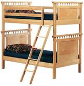 Bolton Furniture Bennington Twin Bunk Bed Natural
