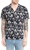 NATIVE YOUTH Men's Fintra Woven Shirt