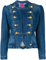 La Condesa - Marquesa denim jacket - women - Cotton - 36