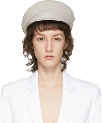 Ann Demeulemeester Off-White Fisherman Hat