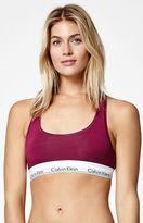 Calvin Klein Modern Cotton Sports Bra