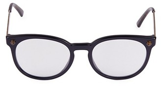 Gucci 52MM Round Optical Glasses