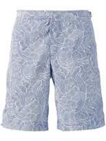 Orlebar Brown 'Seersucker' swim shorts
