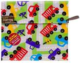 Kushies Baby On The Go Snack Bag, Traffic Print