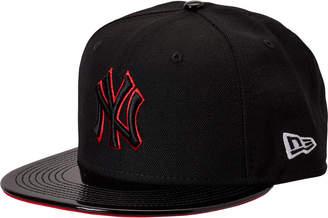 New Era New York Yankees MLB Patent 9FIFTY Snapback Hat