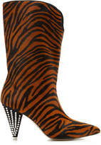 ATTICO Striped Boot