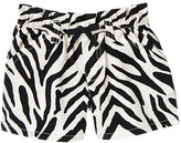 Gymboree Zebra Short