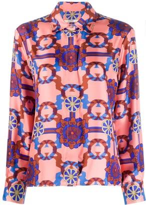 Odeeh Printed Shirt
