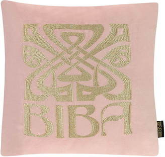 Biba Logo Cushion
