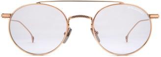 Dita Eyewear Journey Round Frame Sunglasses