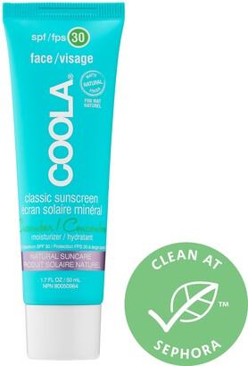 Coola SPF 30 Mineral Face Matte Cucumber