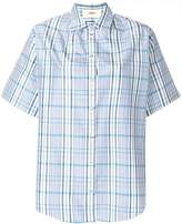 Ports 1961 checked shirt