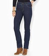 Lauren Ralph Lauren Super Stretch Slimming Heritage Straight Jean