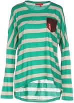MANILA GRACE DENIM T-shirts - Item 37941914