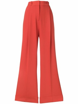 See by Chloe wide-leg trousers