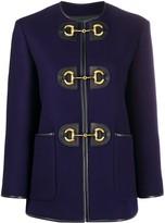 Gucci Horsebit military jacket