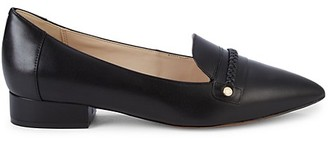 Cole Haan Mabel Skimmer Leather Loafers
