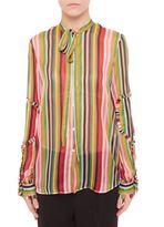 N°21 N21 Striped Blouse