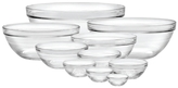 Duralex Lys Stackable Bowl Set (10 PC)