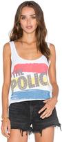 Lauren Moshi Parson Police Tank
