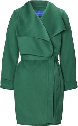 Winser London Lauren Short Wrap Coat