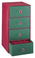 Organize It All Christmas 4-Drawer Chest