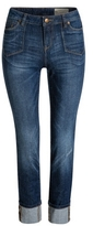 Esprit OUTLET washed jean w pocket design