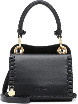 See by Chloe Tilda Mini leather crossbody bag