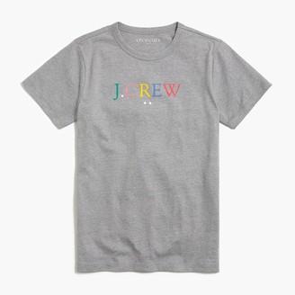 J.Crew Kids' logo tee