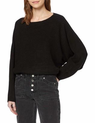 New Look Women's Op Cash Batwing Sweater