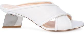 Nicholas Kirkwood Veronika mule sandals
