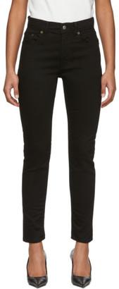 Acne Studios Black Bla Konst Melk Stay Jeans