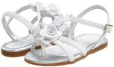 Pampili Teteia 3 (Infant/Toddler) (White) - Footwear