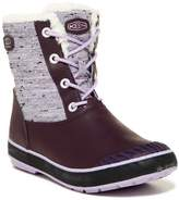 Keen Elsa Faux Shearling Lined Waterproof Boot (Little Kid & Big Kid)