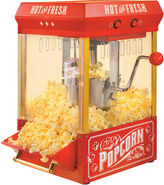 Nostalgia Electrics Nostalgia ElectricsTM Old Fashioned Kettle Popcorn Maker