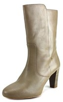 Cuplé Bota Palm Vision Round Toe Leather Mid Calf Boot.