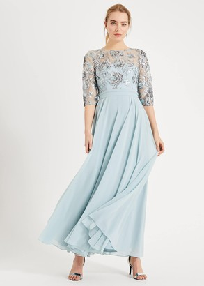 Phase Eight Clarissa Sequin Maxi Dress