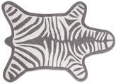 Jonathan Adler Reversible zebra bath mat