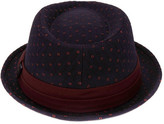 Nick Graham Men's Pork Pie Hat