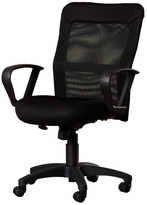 Office Star Work Smart High-Back Mesh Executive Chair