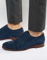 Aldo Aalian Suede Oxford Shoes