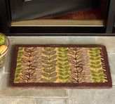 Harvest Leaf Printed Door Mat