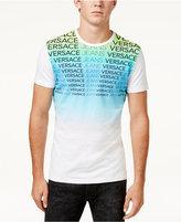 Versace Men's Ombré Logo-Graphic T-Shirt