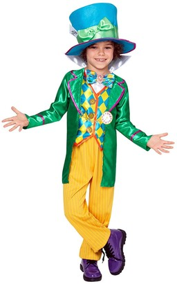 Alice in Wonderland Mad Hatter -Child's Costume