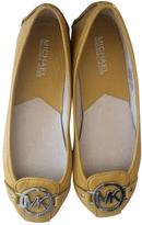 MICHAEL Michael Kors Leather ballerines